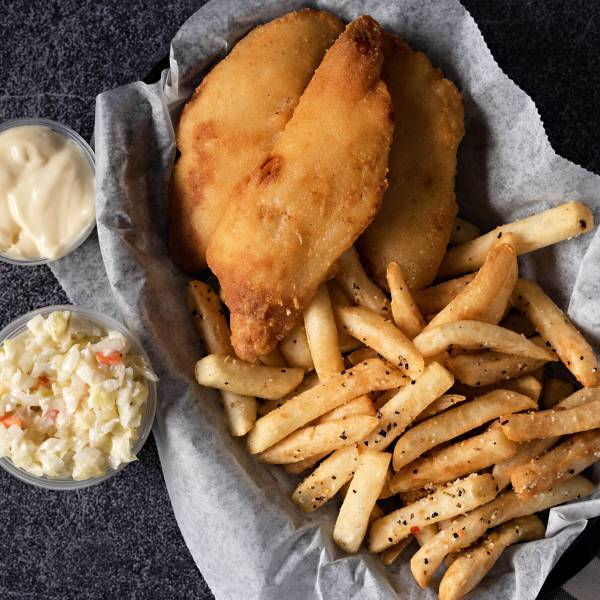 FISH & CHIPS (temporarily unavailable)